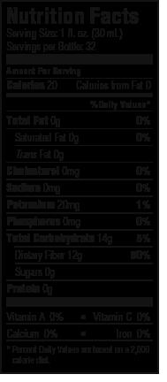 Nutritionals-HyFiber