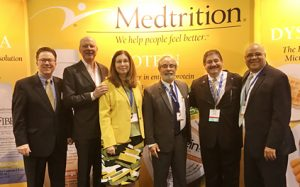 Medtrition Booth at Clinical Nutrition Week