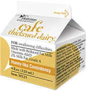 Cafe Thickened Dairy from Medtrition